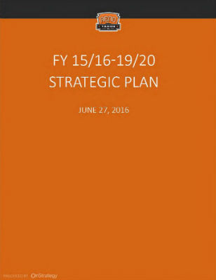 RSCVA Strategic Plan 2015-16 to 2019-2020